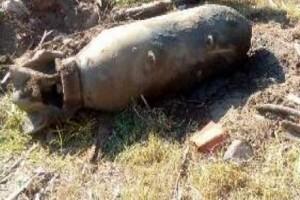 Warga Sarmi temukan bom peninggalan Perang Dunia II