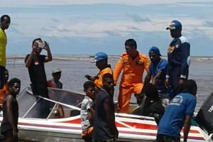 Tim SAR temukan lima jenazah korban perahu terbalik di perairan Asmat
