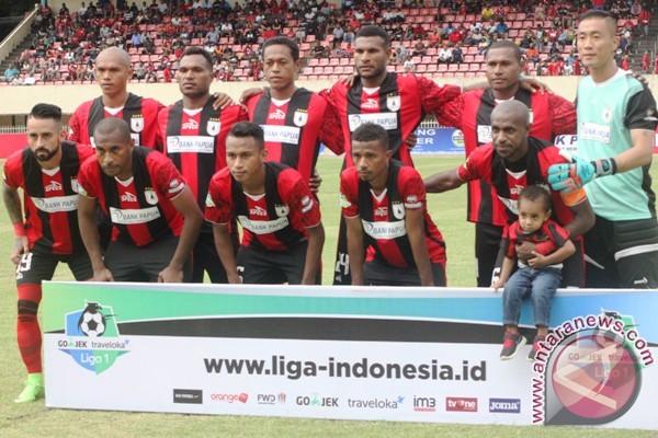 Pelatih Persipura segera tentukan pemain laga tandang