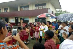 Menteri Yohana dorong keberadaan Sekolah Ramah Anak di Papua