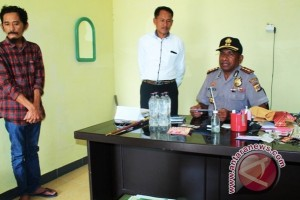 "Kapolres Jayawijaya: dua kali JNE ""loloskan"" pengiriman sabu-sabu"