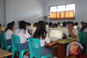Mewujudkan UNBK 100 persen di Papua