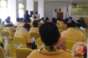 Golkar Papua gelar Musda Wilayah Tabi