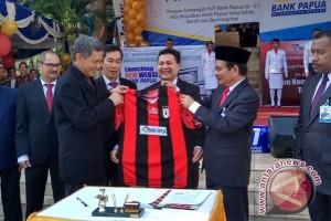Bank Papua sponsori Persipura Rp7,5 miliar