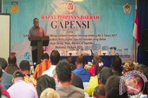 Gapensi Papua siap bersaing dengan pengusaha asing