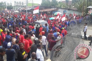 500 personel Polri-TNI amankan sidang Sudiro