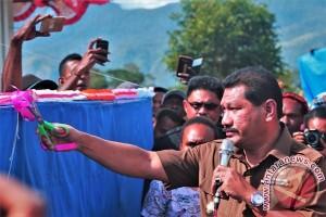 Pemkab Jayawijaya tunggu realisasi tol udara