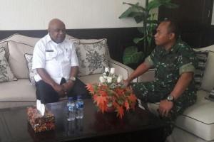 TNI kerahkan 400 personel bantu Polri amankan Freeport