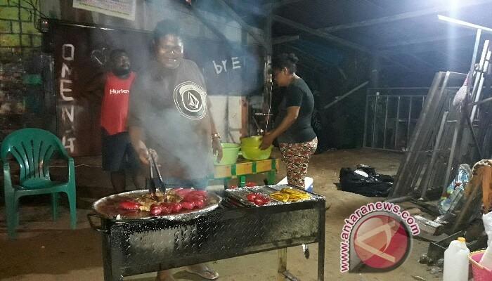 Ada kuliner Papua Nugini di Jayapura