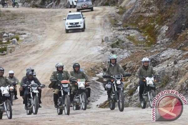 Presiden minta TNI dan PU buka kawasan terisolasi di Papua