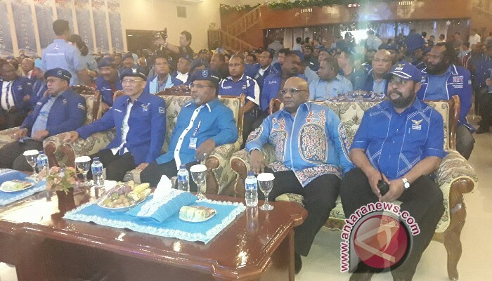 DPD Partai Demokrat Papua gelar Musda III di Biak