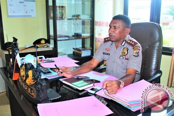 Polisi Jayawijaya tangkap pembuat KTP palsu
