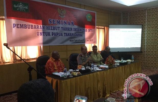 NU gelar seminar pembubaran HTI di Papua