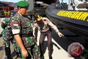 4.000 personel disiagakan untuk pengamanan kunker Presiden Jokowi