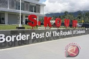 Menteri PU-PR: desain gedung PLBN Skouw usung budaya lokal