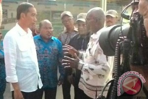 Refleksi Akhir Tahun 2017 - Sentuhan Presiden Jokowi untuk Tanah Papua