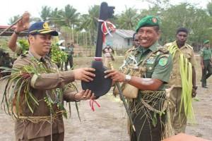 1.000 prajurit TNI-Polri siap amankan kunjungan Presiden di Timika