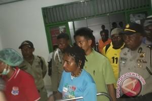 Keluarga pasien meninggal mengamuk di RSUD Abepura