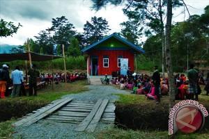 Wabup Jayawijaya resmikan rumah singgah ibu hamil