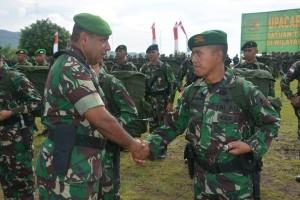 1.350 prajurit dikerahkan amankan perbatasan utara Papua