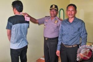 Polisi Jayawijaya tangkap penyelundup sabu-sabu