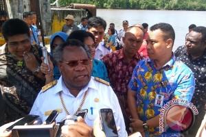 Kemenhub bahas masalah lahan Pelabuhan Paumako di Mimika