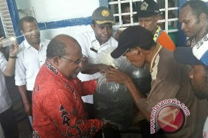 Pemprov Papua dorong pengembangan budi daya ikan salin