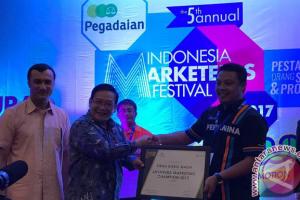 """Pertamina Maluku-Papua raih penghargaan """"marketeers"""""""