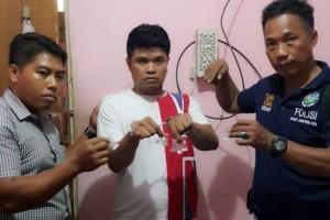 Polres Jayapura Kota tangkap pengedar sabu-sabu