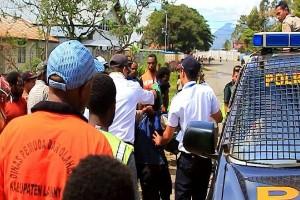 Pembuat onar aniaya petugas Bandara Wamena