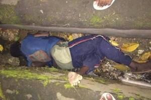 Warga Jayapura temukan mayat pria di selokan