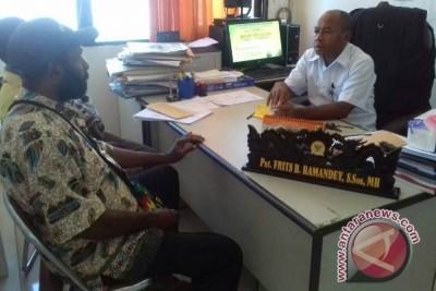 Masyarakat Adat Keerom mengadu ke Komnas HAM Papua