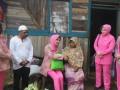 Pengurus Bhayangkari kunjungi komunitas Muslim Papua