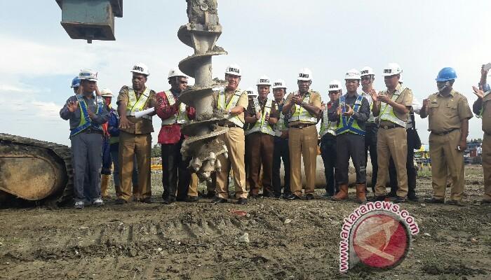 Pemprov Papua klaim pembangunan stadion kampung harapan rampung 2018