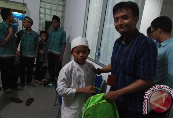 Pertamina Maluku-Papua santuni 200 anak pesantren