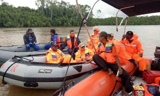 SAR Timika hentikan pencarian tiga nelayan hilang