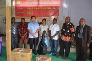 Pangdam ajak generasi muda Papua hindari minuman beralkohol dan narkoba