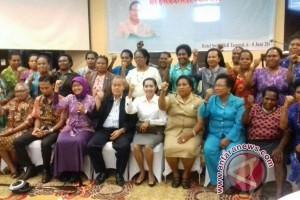Pemprov dorong perempuan Papua tingkatkan kualitas berpolitik