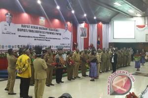 16 kabupaten di Papua terima penghargaan LPPD terbaik