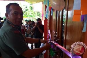 Danrem 172/PWY resmikan gereja di Silo Sukarno Jayawijaya