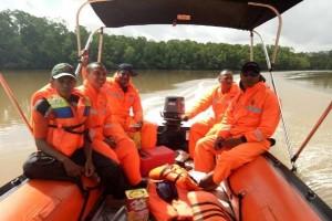 SAR cari 14 korban kapal tenggelam di Pegunungan Bintang