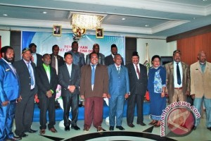 DPRD mulai evaluasi kinerja Bupati Lanny Jaya