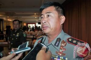 Polisi Lanny Jaya selidiki dalang pembakaran kantor distrik dan rumah warga