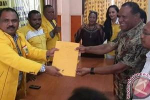 Mantan Bupati Jayapura ingin menjabat Wagub Papua