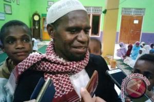 Warga ponpes berharap Waterpauw menjadi Gubernur Papua