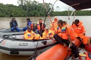 Tiga regu penyelemat cari korban kecelakaan perahu