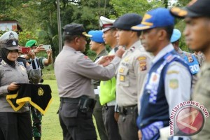 Polres Mimika kerahkan 609 personil dalam operasi Ramadniya 2017
