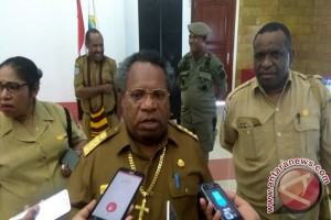 Bupati Mimika minta Presiden bantu pembangunan bandara