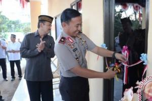Waka Polda Papua resmikan musola dan rumah singgah