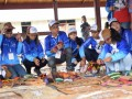 Siswa mengenal nusantara asal Sulawesi Utara